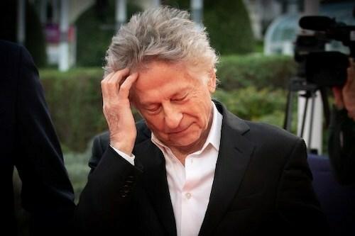 Đạo diễn Roman Polanski tại LHP Venice hôm 7/9. Ảnh: AFP.