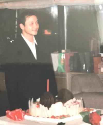 Bạn đời đồng giới nhớ sinh nhật Trương Quốc Vinh - ảnh 1