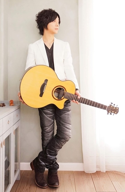 Nghệ sĩ guitar Yuki Matsui.