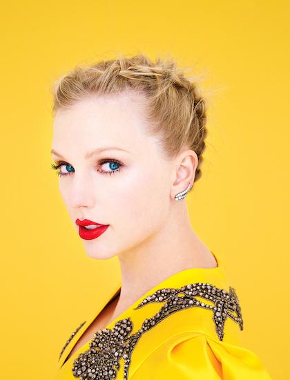 Nữ ca sĩ Taylor Swift. Ảnh: Rolling Stone.