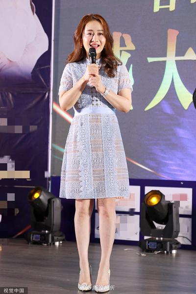 Ngọc nữ phim Quỳnh Dao ở tuổi 45