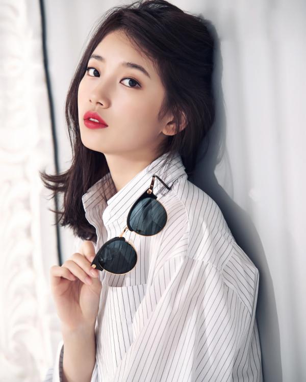 Thời trang hàng hiệu của Suzy