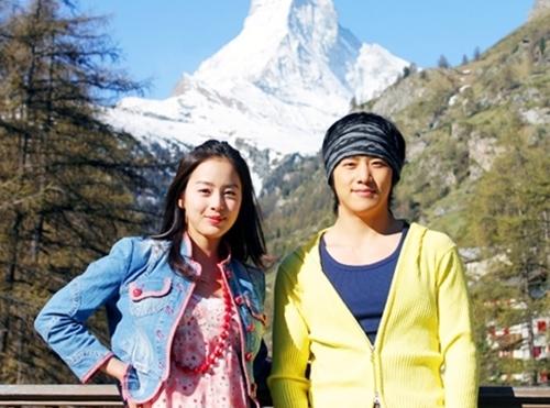 Lee Wan 16 năm núp bóng chị gái Kim Tae Hee - ảnh 4