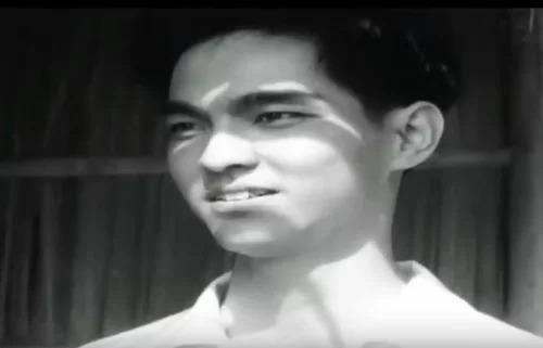 Thế Anh trong Nổi gió. Ảnh: Hãng phim truyện Việt Nam.