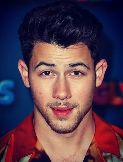 Nam ca sĩ Nick Jonas. Ảnh: Instagram.