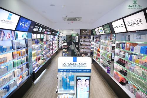 Hơn 500 thương hiệu mỹ phẩm có tại chi nhánh mới của Hasaki - ảnh 3