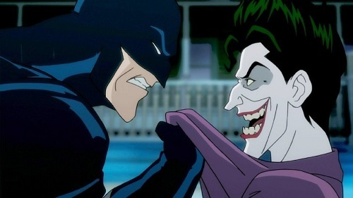 Cảnh phim The Killing Joke. Ảnh: Warner Bros.