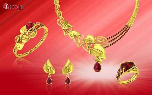 DOJI ưu đãi tới 65% tiền công trang sức vàng 24k - ảnh 3
