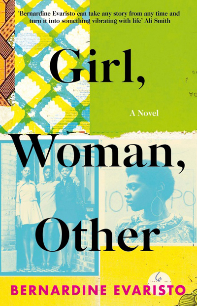 Bìa cuốn sách Girl, Woman, Other được Penguin Random House xuất bản hồi tháng 5.