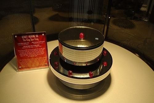 Lương Thùy Linh giới thiệu 6 bảo vật kỷ lục của DOJI - ảnh 2