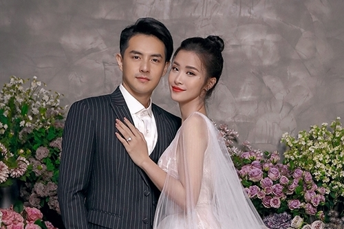 Đông Nhi bao 500 khách đi Phú Quốc ăn cưới - ảnh 1
