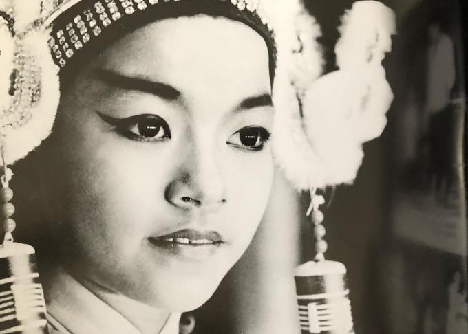 Thoi tho au cua 'than dong' Huong Lan