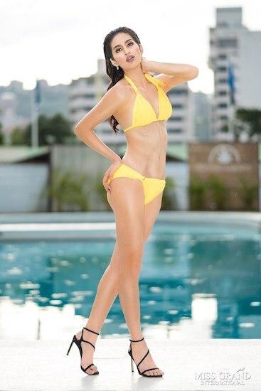 Hoa hậu Philippines bị tố cáo dùng hộ chiếu giả - ảnh 1