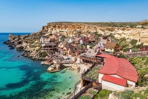 Ảnh: trang Malta Guide.