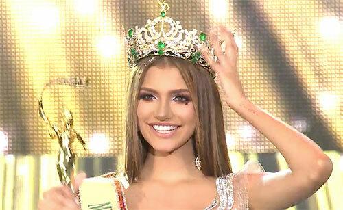 Người đẹp Venezuela đăng quang Miss Grand 2019 - ảnh 2