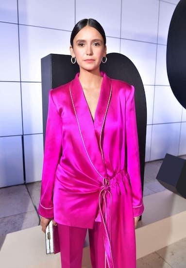 Người mẫu kiêm diễn viên Nina Dibrev. Ảnh: Fashionsizzle.