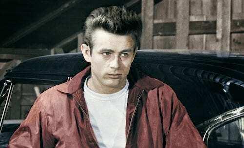 Tài tử James Dean. Ảnh: Bettmann Archive