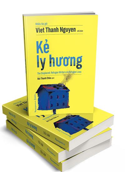 Bìa sách Kẻ ly hương. Sách pháthành trong nước cuối tháng 10.