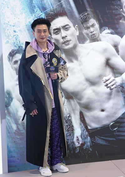 Huỳnh Tông Trạch mê quần áo màu sắc - ảnh 9