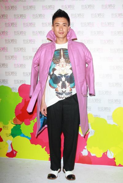 Huỳnh Tông Trạch mê quần áo màu sắc - ảnh 8