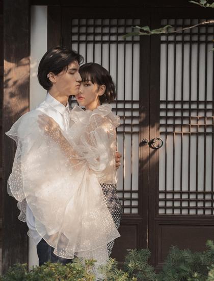 Mẫu nam Hàn Quốc đóng MV của Min - ảnh 1