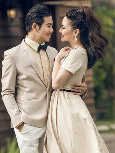 Ba nam ben nhau cua Ngoc Lan, Thanh Binh