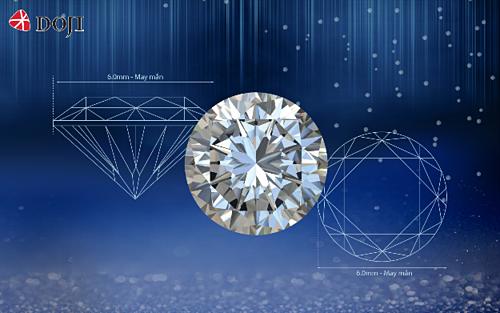 DOJI tặng tới 500 triệu đồng cho khách mua kim cương - ảnh 2