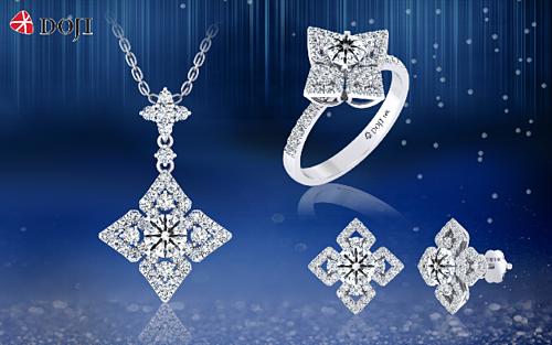 DOJI tặng tới 500 triệu đồng cho khách mua kim cương - ảnh 4