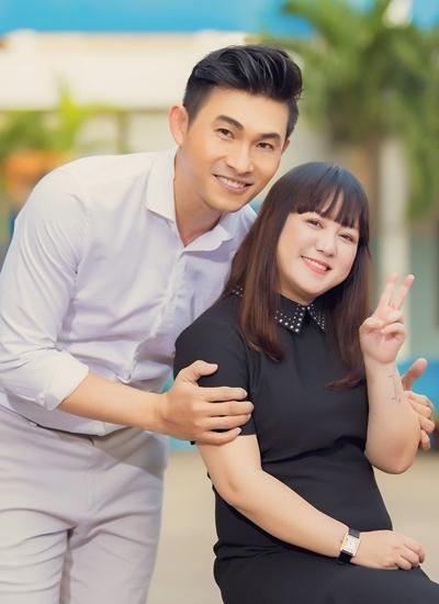 Nguyễn Hồng Ân (trái) và Ngọc Linh. Ảnh: Khôi Hoàng.