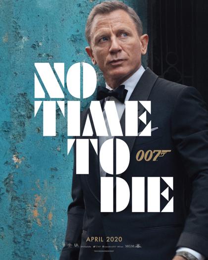 Daniel Craig lan cuoi dong James Bond