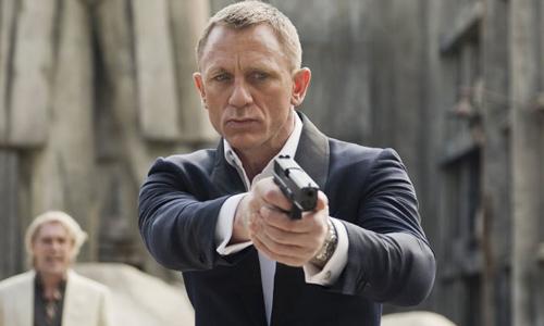 Daniel Craig lần cuối đóng James Bond - Giải Trí