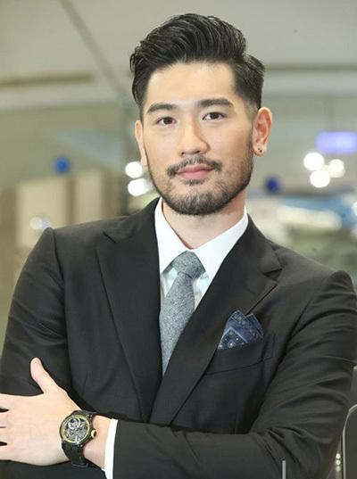 Người mẫu kiêm diễn viên Cao Dĩ Tường. Ảnh: Chinapress.