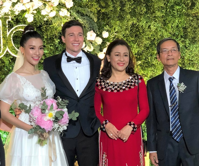Đám cưới Hoàng Oanh - 2