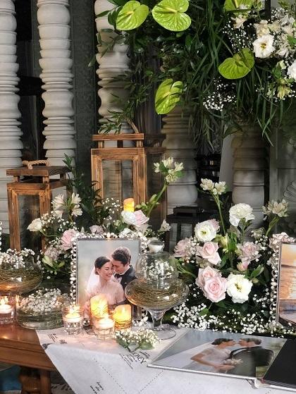 Đám cưới Hoàng Oanh