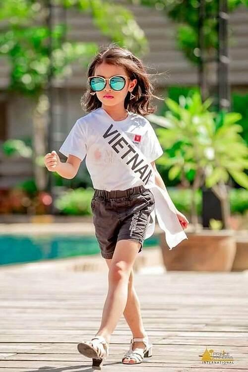 Cô bé 6 tuổi đăng quang Mini Miss Asia Pacific - ảnh 2