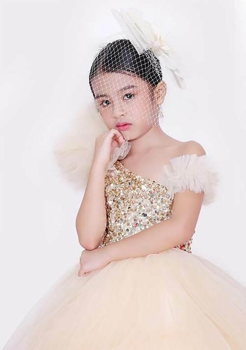 Cô bé 6 tuổi đăng quang Mini Miss Asia Pacific - ảnh 4