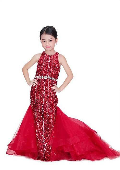 Cô bé 6 tuổi đăng quang Mini Miss Asia Pacific - ảnh 5