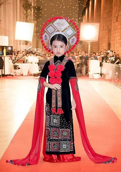 Cô bé 6 tuổi đăng quang Mini Miss Asia Pacific - ảnh 1