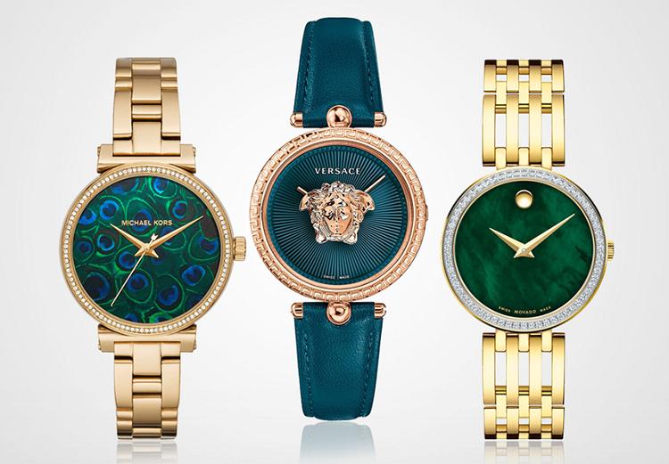 Phái mạnh chọn đồng hồ màu xanh navy tôn nét nam tính. Phái nữ lại chọn đồng hồ màu xanh lơ, xanh lá cây, xanh lam vì vẻ đẹp cuốn hút, thời trang và cá tính.