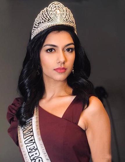 Nhiều người đẹp vấp ngã khi thi Miss Universe - ảnh 2