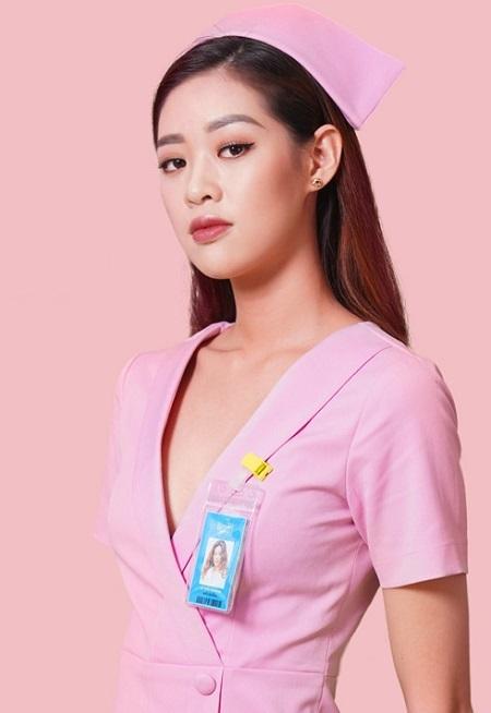 Các vai diễn gợi cảm của hoa hậu Khánh Vân - ảnh 5