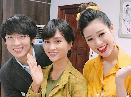 Các vai diễn gợi cảm của hoa hậu Khánh Vân - ảnh 6