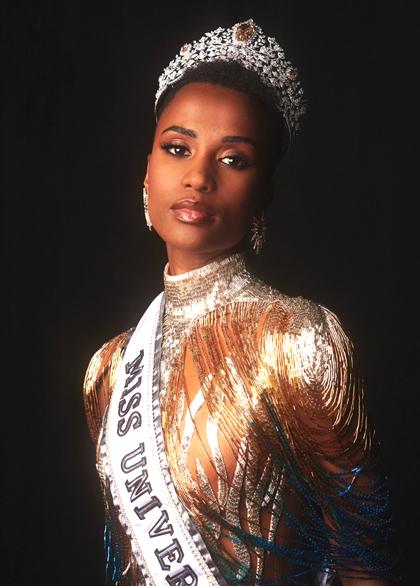 Người đẹp Nam Phi đăng quang Miss Universe 2019 - ảnh 2