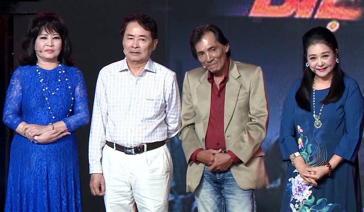 Thương Tín hội ngộ các diễn viên Biệt động Sài Gòn - ảnh 2
