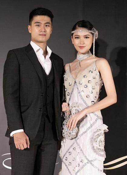 Á hậu Thùy Dung cùng bạn trai du lịch ở Mỹ - ảnh 2