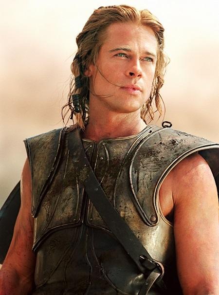 Brad Pitt ghét vai diễn trong Troy - ảnh 1