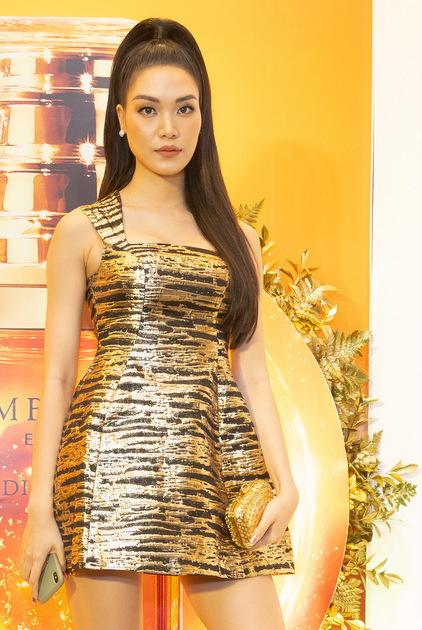 Hoa hậu Thùy Dung tại sự kiện. Ảnh: SM.