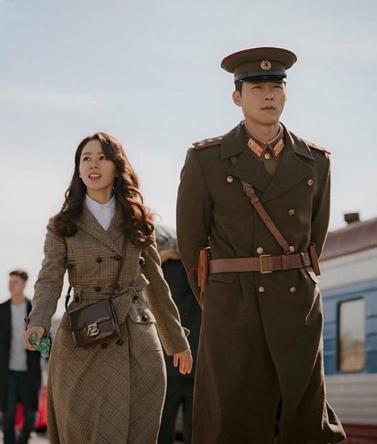 Son Ye Jin mặc xa xỉ trong phim mới