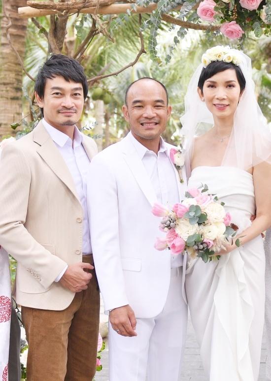 Dàn sao dự đám cưới Xuân Lan