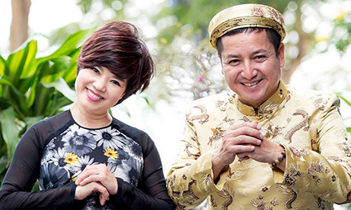 32 năm hôn nhân Chí Trung - Ngọc Huyền